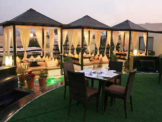 The Ambassador Hotel Ajmer Restaurant